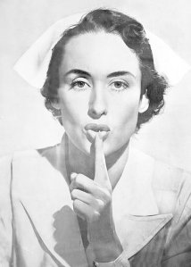 lo condenadamente difícil que es dar con la fotografía de una enfermera para todos los públicos